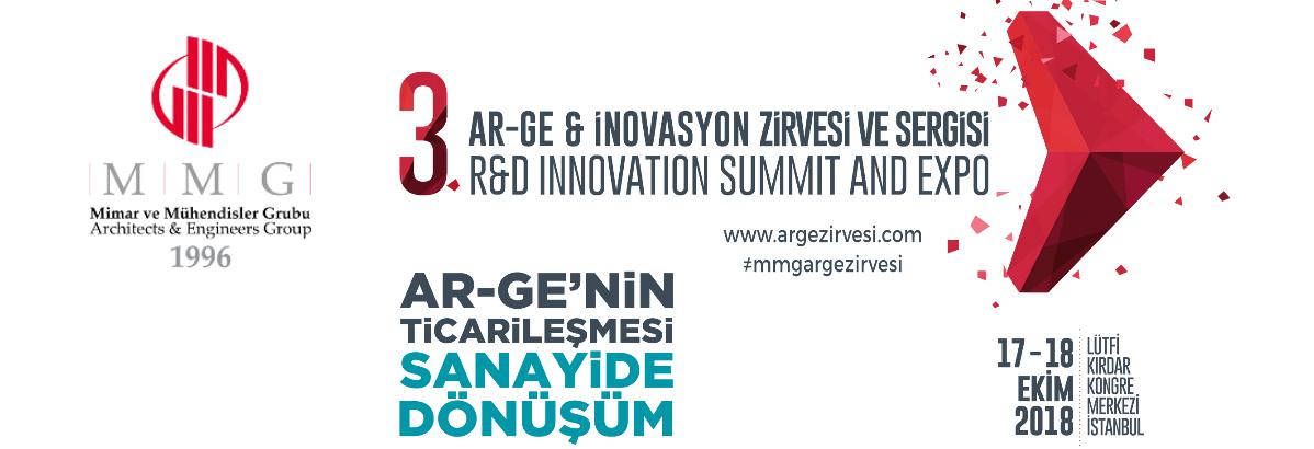 Mmg 4. AR-GE & İnovasyon Zirvesi ve Sergisi (İstanbul)